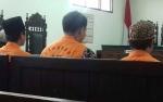 3 Kurir Sabu 2 Kg dan 250 Butir Ekstasi Diadili, Terdakwa Orang Suruhan