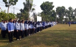 Sekda Kobar Sampaikan 2 Isu Kesehatan saat Upacara Hari Kesehatan Nasional