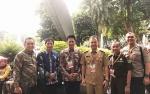Bupati Barito Utara Hadiri Rakornas Pemerintah Pusat dan Forkopimda 2019