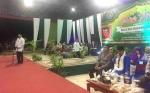 Peringatan Maulid Nabi Muhammad SAW di Puruk Cahu Khidmat di Bawah Guyuran Hujan