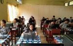 6 SMP di Gunung Mas Laksanakan Simulasi UNBK