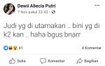 Napi Lapas Sampit Bebas Unggah Status dan Foto di Facebook?