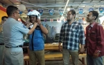 WartawanDapat Helm saat Gathering dengan Jasa Raharja
