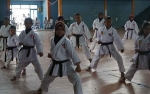 Dandim 1011 Kuala Kapuas Berharap dari Ghasuku Muncul Atlet Karate Berprestasi