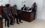 Dua Sekawan Kompak Masuk Penjara Gara-gara Sabu