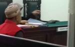 Terdakwa Pengedar Sabu Bantah Keterangan Saksi Polisi