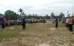 Pemkab Gunung Mas Gelar Lomba Olahraga Voli dan Futsal