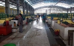 Karpet Karet Solusi Atasi Lantai Licin di Pasar Indra Sari Blok A dan Blok