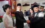 Pelantikan Sekda Mendapat Apresiasi DPRD Murung Raya