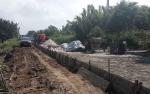 Realisasi Pelaksanaan Pembangunan Fisik di Sukamara Baru 62 Persen