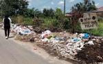Lurah MB Hilir Geram Masih Banyak Warga Buang Sampah Sembarangan