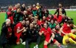 Turki Amankan Tiket Piala Eropa Meski Imbang Lawan Islandia
