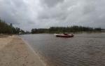 Fasilitas Pantai Sungai Bakau Terus Ditingkatkan