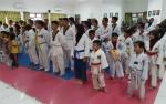 5 Atlet Kobar Ikuti 2nd The Jong Dragon Borneo School Taekwondo Tournament