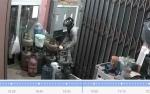 Aksi Pencurian Gas Elpiji Terekam CCTV di Puruk Cahu