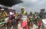 Ratusan Rider Memeriahkan Adventure Nukat Sakalepah 3