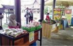 Komunitas Usaha Kecil Mikro Barito Timur Gelar Bazar Mini Produk Lokal