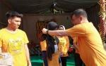 Kepala Badan Restorasi Gambut Buka Kemah Pemuda dari Berbagai Provinsi di Punggualas