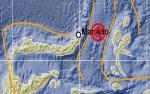 Gempa Bumi Kembali Guncang Manado Sabtu Sore