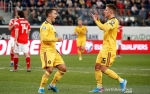 Hazard Bersaudara Jaga Catatan Sempurna Belgia