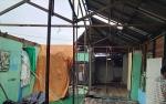 Satu Rumah Rusak Akibat Terkena Angin Puting Beliung di Anjir Serapat Tengah
