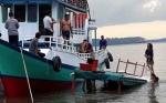 Perahu Wisata Rimba Princess Tenggelam, 2 Turis Kolombia dan 4 Kru Kapal Selamat