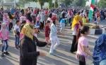 Ribuan Masyarakat Ikuti Senam Massal Peringatan HKN Ke 55