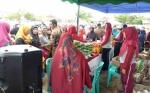 Pasar Murah HUT PGRI di Seruyan Diserbu Warga