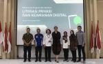 Kominfo, WhatsApp Kenalkan Literasi Privasi dan Keamanan Digital