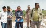 Reses DPRD Palangka Raya Meninjau Lahan Kelompok Tani