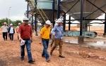 Bupati Barito Utara Rencanakan Bangun Pabrik Minyak Kelapa Sawit