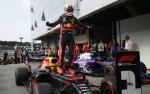 Verstappen Juarai GP Brazil, Duo Ferrari Saling Tabrakan
