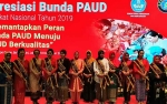 Bunda PAUD Kabupaten Seruyan Terima Penghargaan Tingkat Nasional