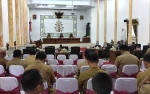 Empat Fraksi DPRD Sukamara Menerima RAPBD 2020 untuk Dibahas