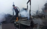 Gudang Kayu Terbakar, Pembangunan Barak Bakal Gagal