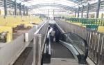 Travelator Pasar Indra Sari Cuma Diaktifkan Saat Jam Sibuk