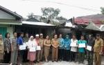 Pemkab Katingan Rutin Salurkan Bantuan untuk Korban Kebakaran