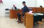Budak Sabu Dituntut Lima Tahun