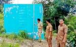 Plt Dinas Sos Barito Utara Fokuskan Tinjau Sarana Air Bersih di Desa