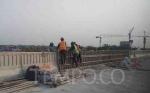 Jalan Tol Layang Jakarta - Cikampek Bisa Dilintasi Saat Libur Natal