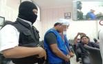 BNNP Kalteng Amankan 2 Kurir Sabu Lintas Provinsi