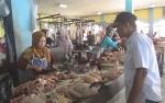 Harga Ayam Potong di Sampit Bertahan di Angka Rp 44 Ribu per Kilogram