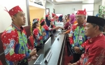 Sekda Kalteng Resmikan Pusat Layanan Administrasi Kepegawaian BKD