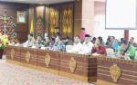 Ketua KPU Kalteng Sampaikan Anggaran Pilkada 2020