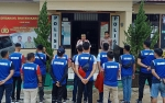 Ketua KONI Lepas Kontingen Dayung Polres Murung Raya