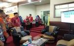 Aplikasi Simpegda dan Si Taguh BKD Kalteng Diluncurkan