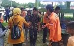 Wakil Bupati Murung Raya Tinjau Korban Kebakaran Desa Mangkahui