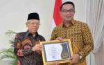 Jawa Barat Raih Predikat Provinsi Informatif
