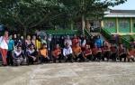 Polsek Murung dan Kelurahan Beriwit Gelar Gerakan Peduli Lingkungan Sekolah