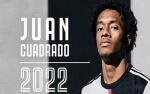 Juventus Perpanjang Kontrak Cuadrado